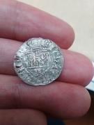 Dinero noven de Enrique II de Castilla 1369-1379 Sevilla. IMG_20170211_123527