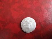 Denario Republicano. Gens Papiria. Júpiter en cuadriga. IMG_0975