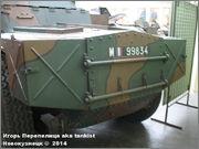 "Французский бронеавтомобиль ""Panhard"" AMD 178,  Musee des Blindes, Saumur, France Panhard_Saumur_061"