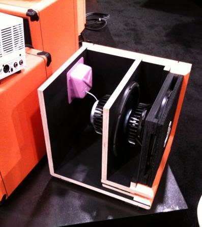 Novidade projeto 2x12 Orange_cab