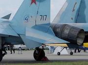 Су-27КУБ 1/72 Trumpeter 1_28
