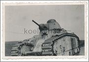 Камуфляж французских танков B1  и B1 bis Char_B_1_bis_92