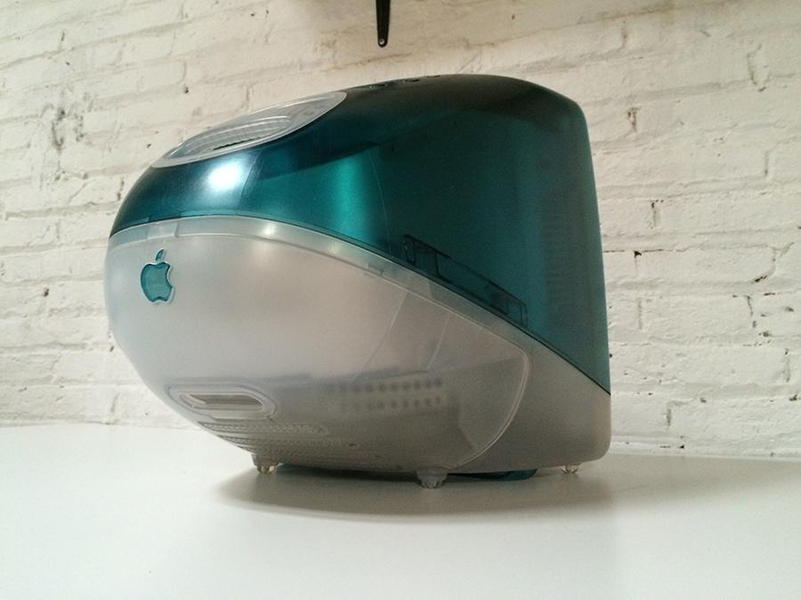[Vendo] iMacs G3, G4's, Monitores era translúcida Apple IMG_2715
