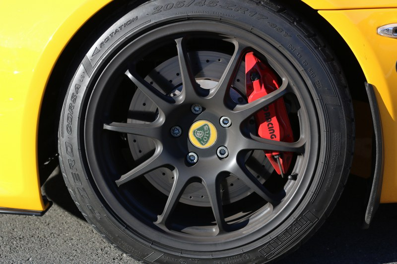 Lotus Exige 3.5 V6 Sport 350, una ventata di freschezza IMG_1197