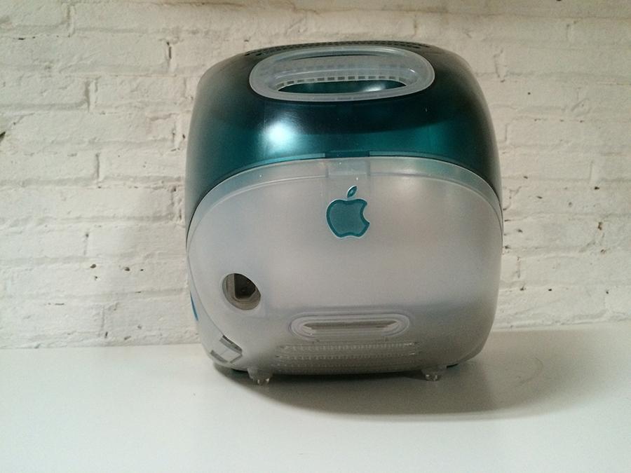 [Vendo] iMacs G3, G4's, Monitores era translúcida Apple IMG_2714