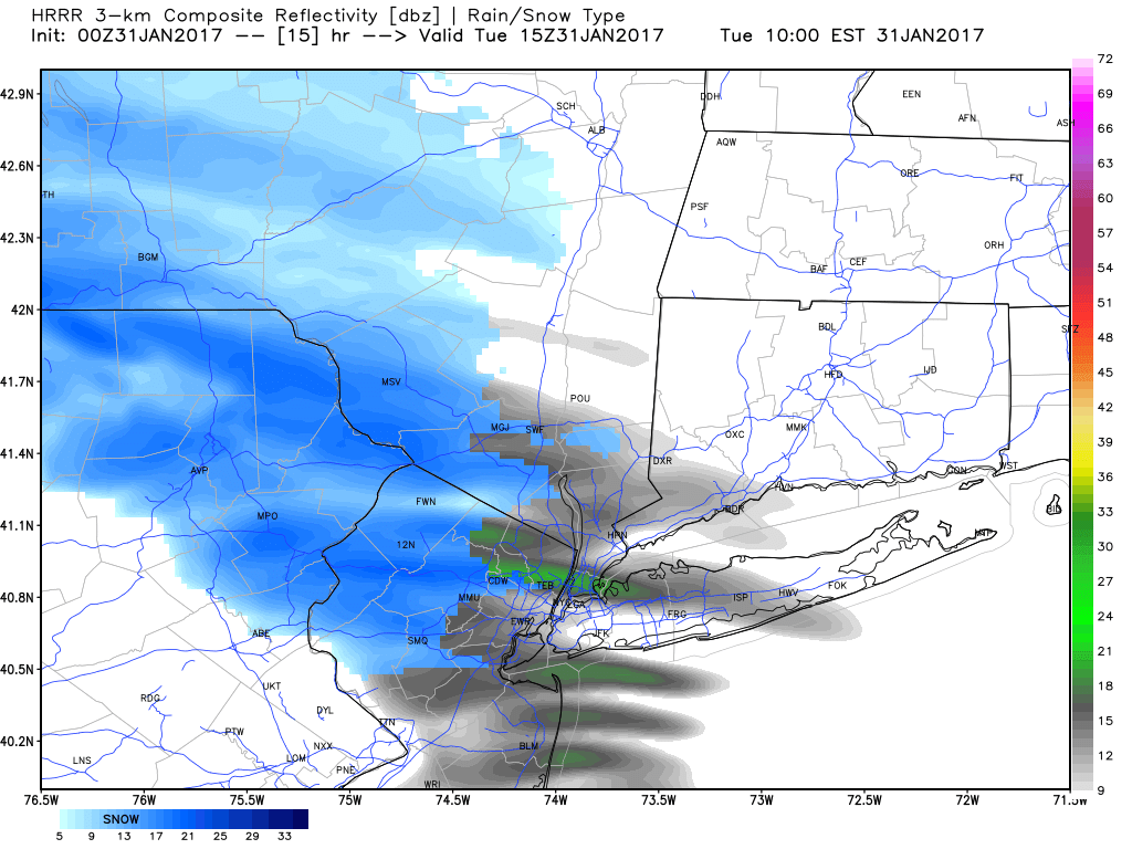 Tuesday 01/31 Clipper  Hrrr_ref_nyc_16