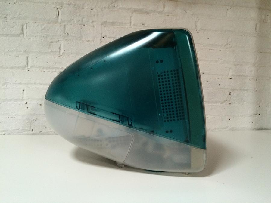 [Vendo] iMacs G3, G4's, Monitores era translúcida Apple IMG_2710