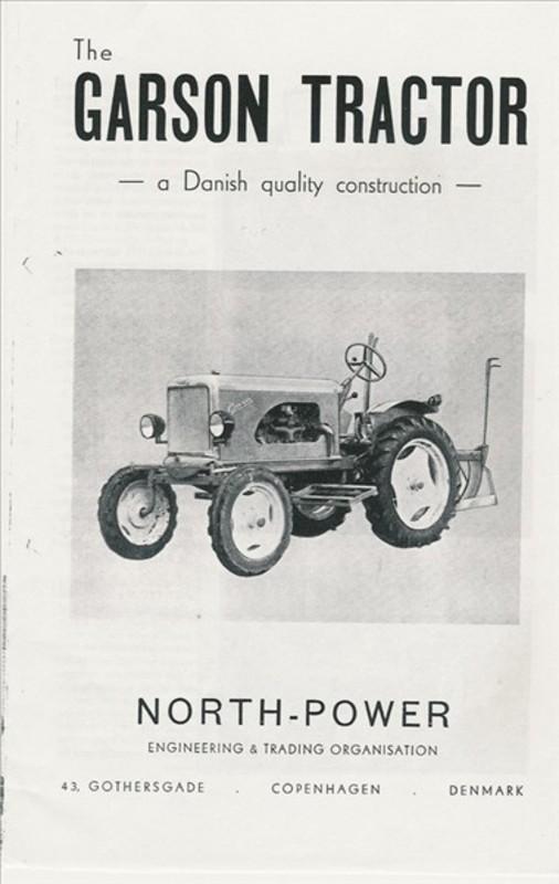 MARCAS POCO CONOCIDAS - Página 4 GARSON_tractor