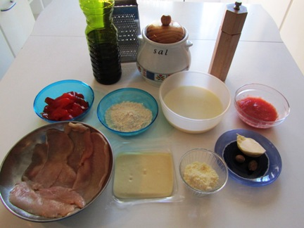 Pencas rellenas de pollo, queso y pimiento IMG_0573