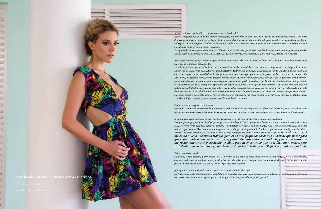 Fernanda Castillo/ფერნანდა კასტილიო - Page 5 1519769_743362885772807_7717881763329695181_o
