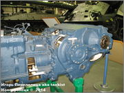 """Трансмиссия немецкого тяжелого танка PzKpfw VI Ausf. E  """"Tiger"""", Sd.Kfz 181, Wehrtechnische Studiensammlung (WTS), Koblenz, Deutschland Tiger_transmission_011"""