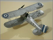 Ελληνικό Gloster Gladiator MkI 1/48 Roden-΄Σαντορίνη-Θήρα΄ P9270561
