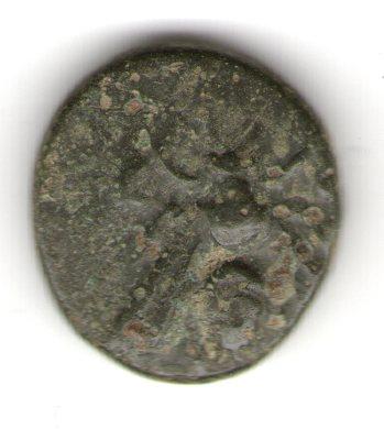 AE12 de Éfeso 390-300 A.C. (2) Smg_396a