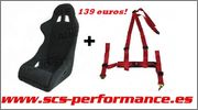 SCS-PERFORMANCE, Recambio clásico & racing Pack_iniciacion