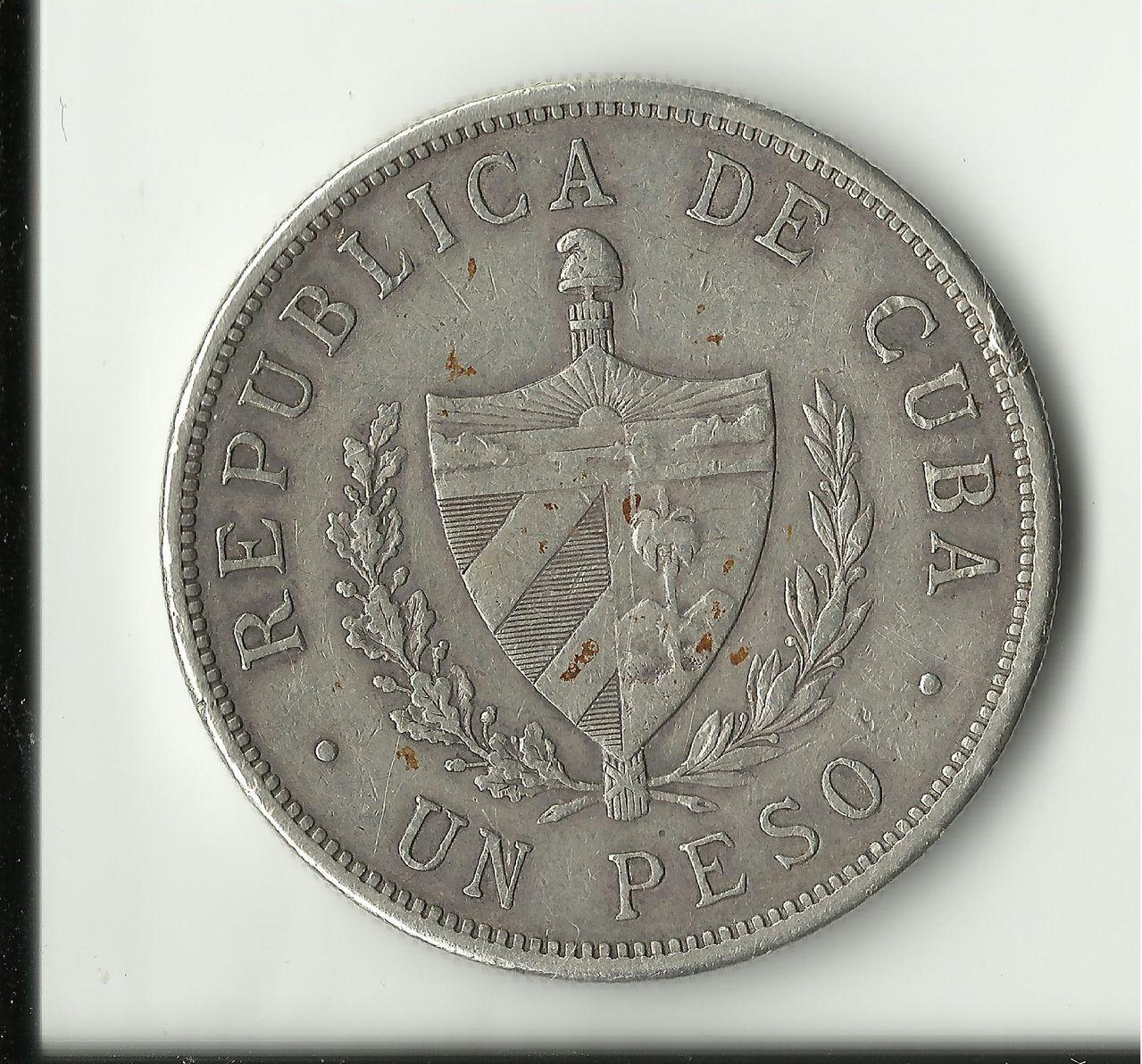 1 Peso. Cuba. 1915 Un_peso_1915