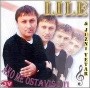 Halil Kujrakovic Lile - Diskografija  Lile_2008_Prednja