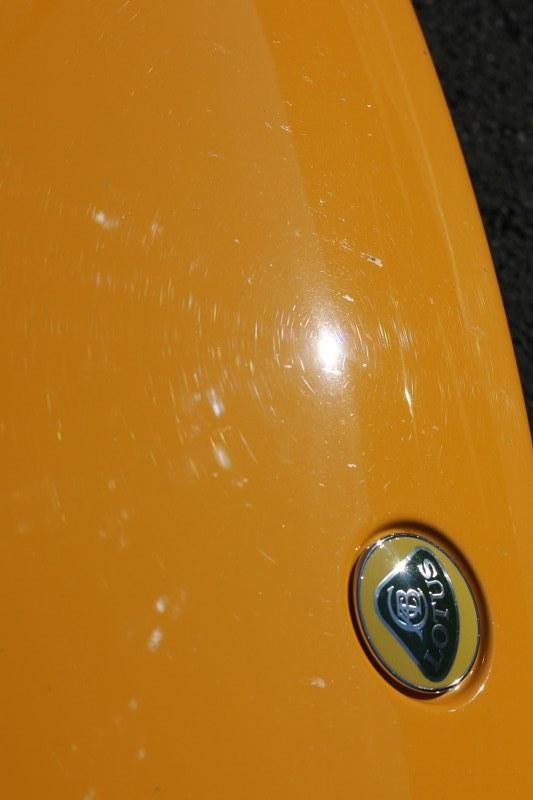Lotus Exige 3.5 V6 Sport 350, una ventata di freschezza IMG_1206