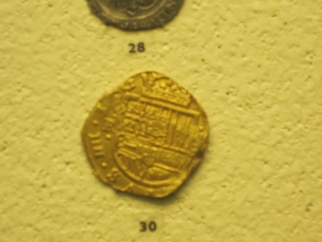 Sección numismática museo de Cádiz Cadiz3