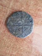 Dinero de Alfonso V de Aragón, IV de Cerdeña 1416-1458 Cerdeña. IMG_5240