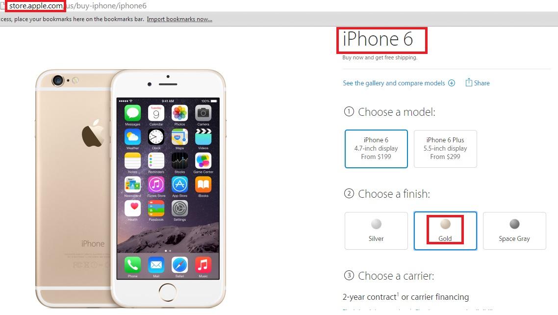 vand iPhone 4 Gold Edition F_r_titlu