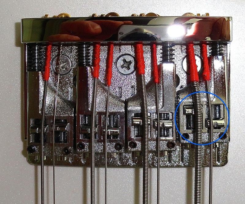 Baixo Muito Doido do... Corpo de Precision com Cordas Duplas DSC03783