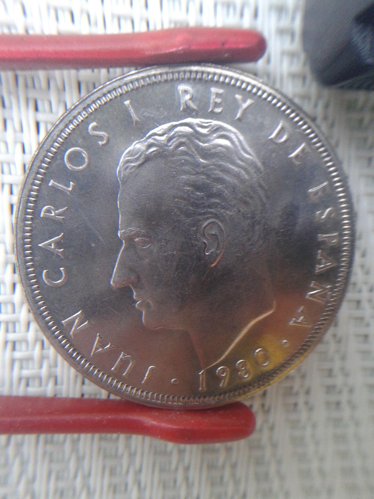 100 pesetas 1980*80 ¿hubo alguna acuñación especial? 100pts_1980_80_anverso_normal