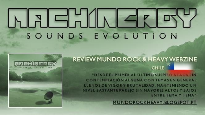 "MACHINERGY ""Sounds Evolution"" 2014 Review_Miguel_Ramirez"