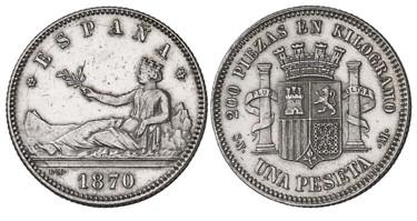 La progesion de la peseta y su decadencia. P_008_3