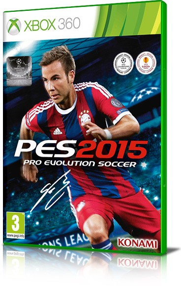 XBOX 360 Game Pro_evolution_soccer_2015_pes_2015_x360_1003536