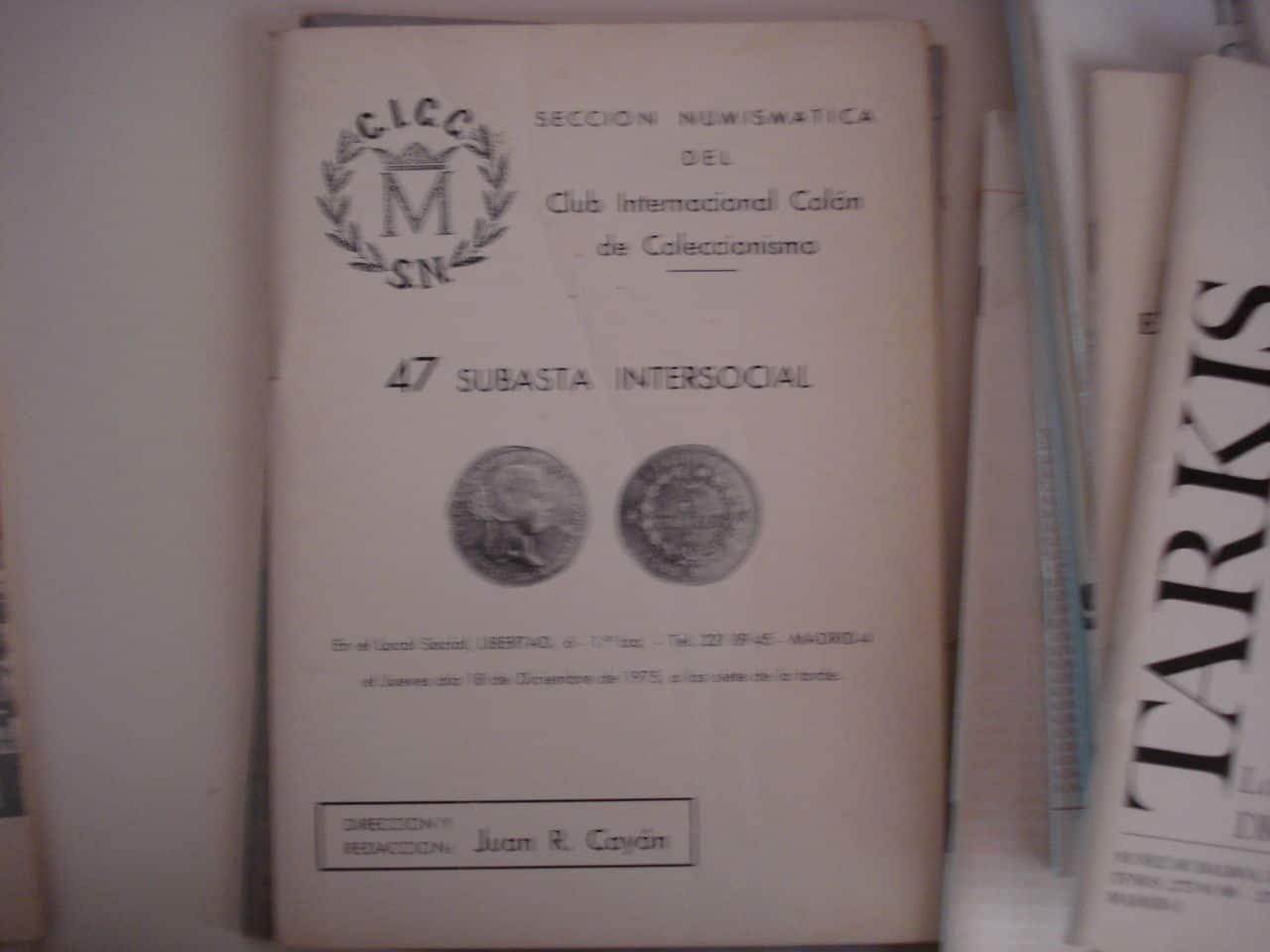 Catalogo de subastas años 70 Monedas_012