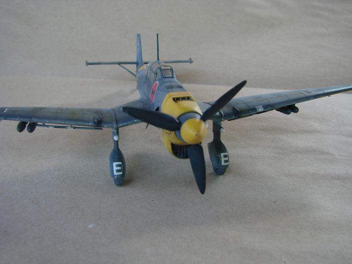 Ju-87B-2 Stuka, Fujimi, 1/72 DSC00352