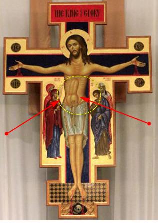 Origine païenne  de la Croix Croix_phallus1
