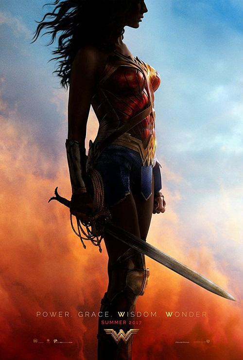 Wonder Woman (2017) Wonder_Woman_poster_teaser