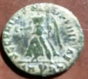 AE3 de Valentiniano I. SECVRITAS – REIPVBLICAE. Ceca Roma. 153be3e9_0e3e_45b2_9554_1e6f410a605b_2