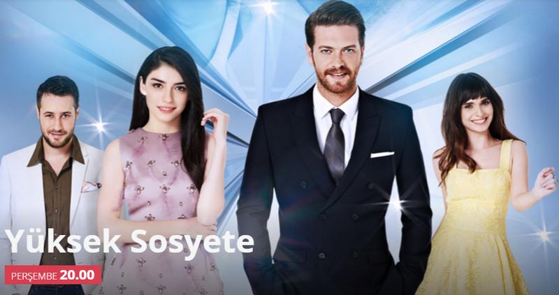 Yüksek Sosyete // მაღალი საზოგადოება Image