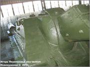 Советская 122 мм средняя САУ СУ-122,  Танковый музей, Кубинка 122_028