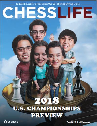 Chess Life Magazine Pdf