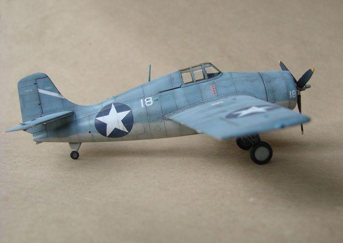 F4F-4 Wildcat, Hasegawa, 1/72 DSC02005