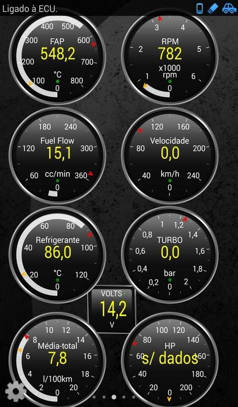 Kia Cee'd ED 1.6 CRDI TX (04.2011)  - Página 13 Screenshot