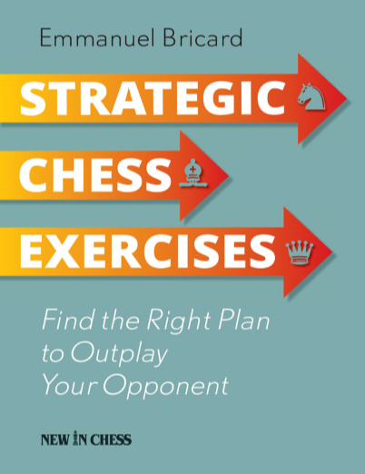 Strategic Chess Exercises: Find the Right Way to Outplay Your Opponent  -  Emmanuel Bricard Capture