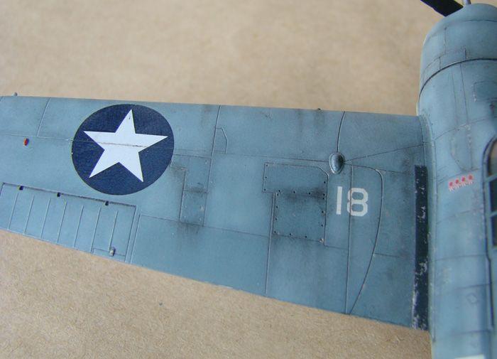 F4F-4 Wildcat, Hasegawa, 1/72 DSC02012