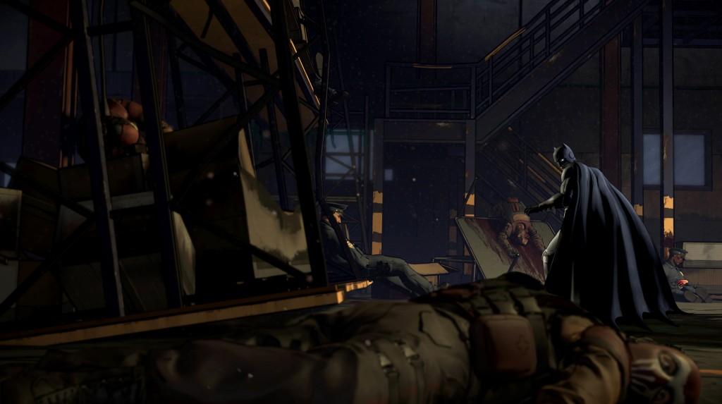 :جديد: تحميل لعبة الأكشن Batman Episode 1 للــ PC على أكثر من سيرفر  Fgdfg