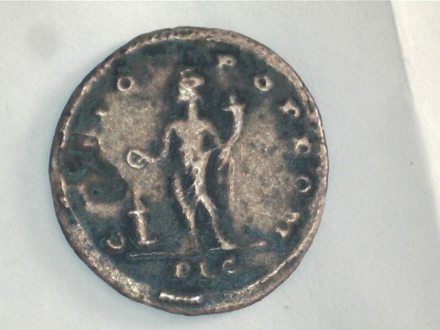 A1 de Constantino I Magno. GENIO POP ROM. Ceca Lugdunum. Image