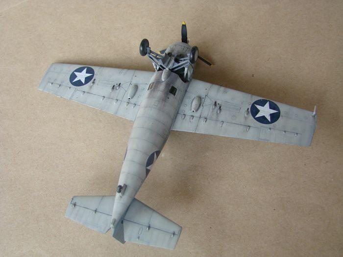 F4F-4 Wildcat, Hasegawa, 1/72 DSC02015
