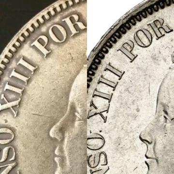 5 pesetas Alfonso XIII 1893 IMG_1527