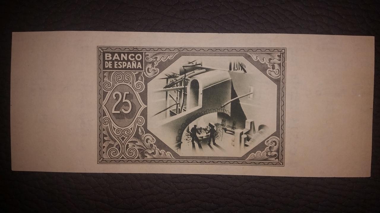 Colección de billetes españoles, sin serie o serie A de Sefcor pendientes de graduar - Página 2 20170217_204400
