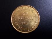 20 Marcos de 1.910 del Gran Ducado de Finlandia DSCN2318
