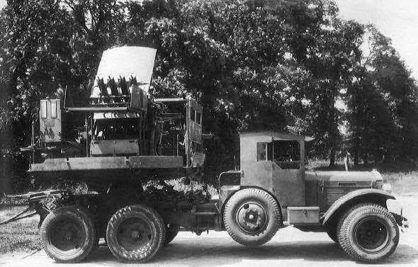 Multiple Machine Gun Motor Mount T1 (М 1:35) 39f3112ee6b9