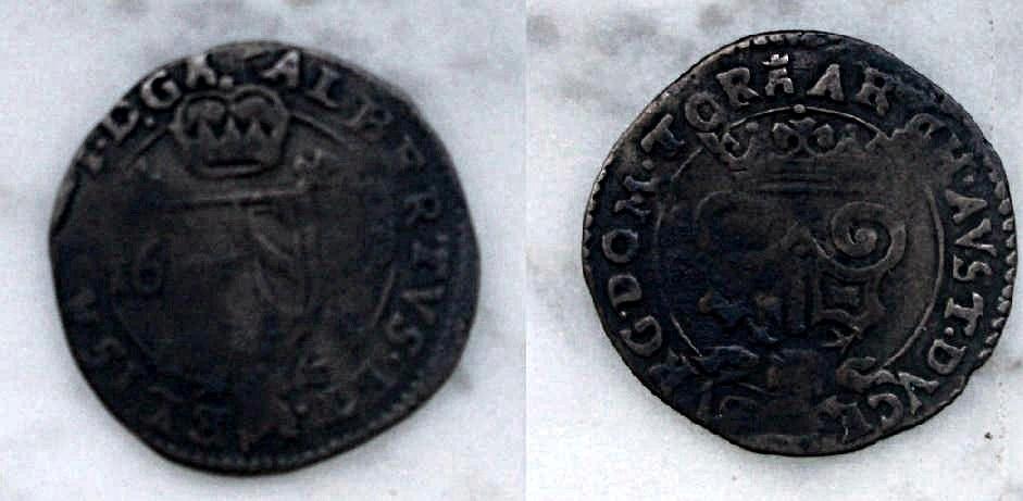 1/2 Reaal de Alberto e Isabel. 1607. Tournai 0_medio_real_1607_tournai