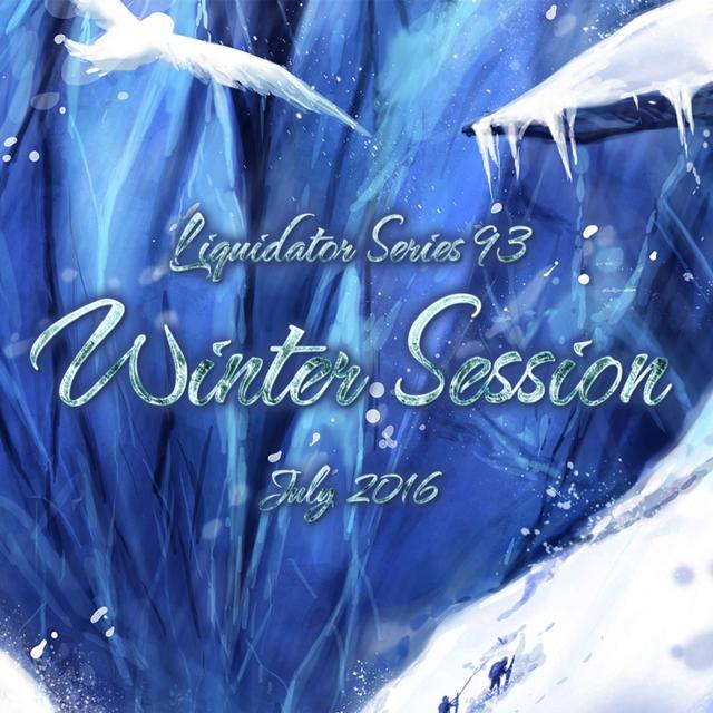 Liquidator Series # 93 Winter Session July 2016 Liquidator_series_93_artwork_sound_cloud_800x800